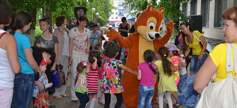 Педиатрический центр «Тонус КРОХА» в Кстово отметил 10 июня 1 год успешной работы