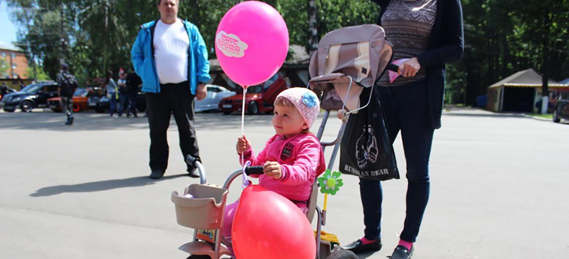 Международный день защиты детей с «Тонус КРОХА»