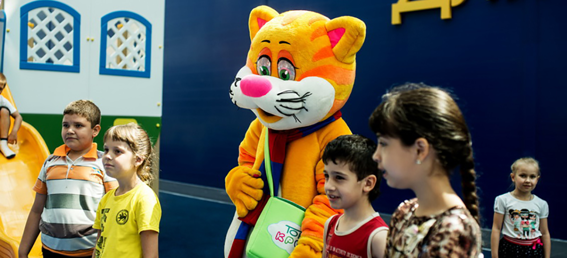 Праздник в честь открытия детской стоматологии «Тонус КРОХА»!
