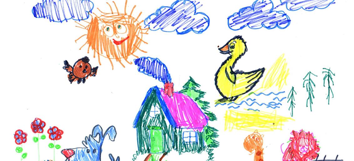 Итоги конкурса детского рисунка «Как я провел лето»