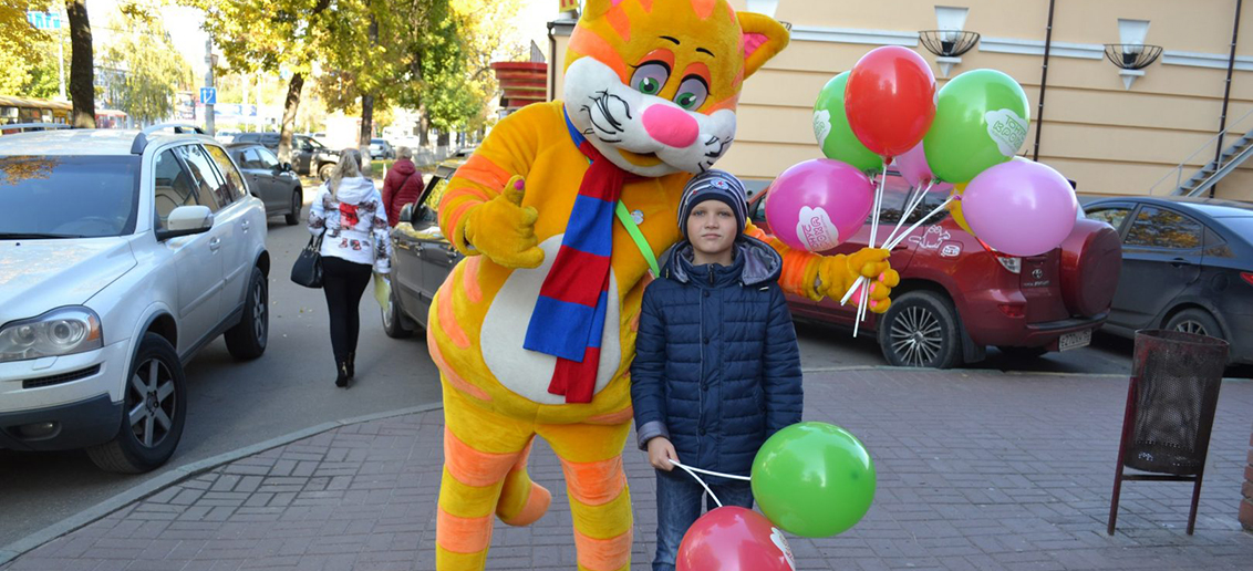 12 октября сеть педиатрических центров «Тонус КРОХА» отпраздновала свой 7 День Рождения!