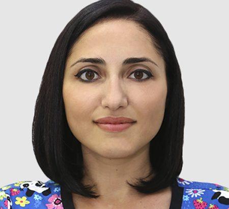 Церетян Эмма Вазгеновна