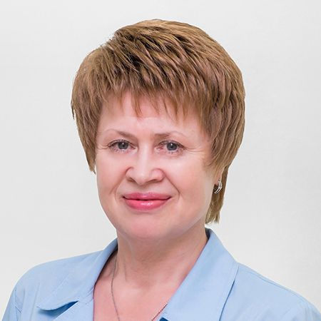 Гапшина Галина Николаевна