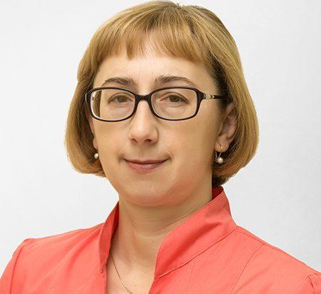 Харламова Надежда Владимировна
