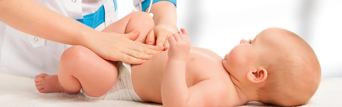 Лечение грыжи у ребенка