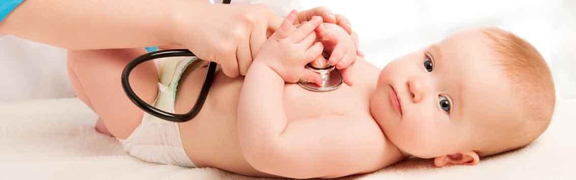 Педиатр в детской поликлинике