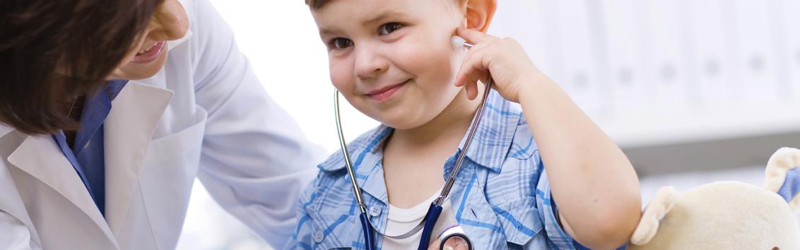 Детский врач на дом