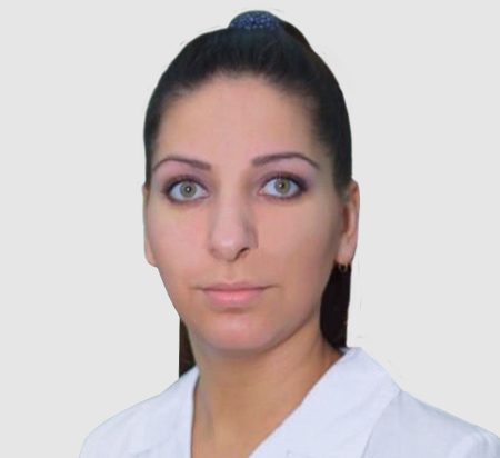 Борисова Марина Викторовна