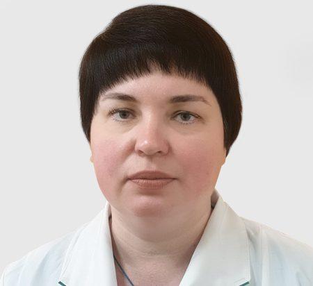 Мозолина Ирина Александровна