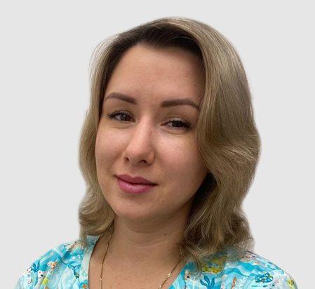 Шайхутдинова Алина Илдусовна