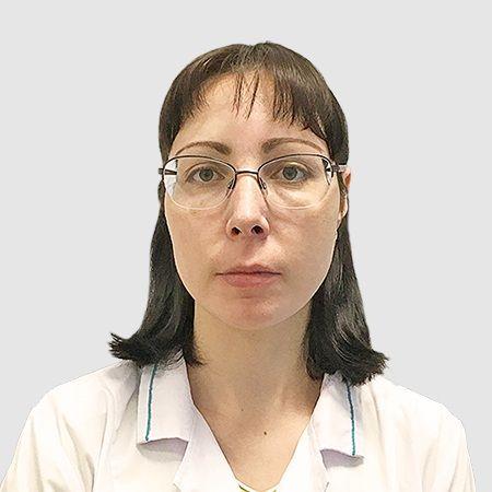 Баркунова Елена Михайловна